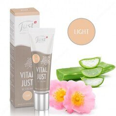 VITAL JUST CC Cream Light, 30ml, Just (Юст)